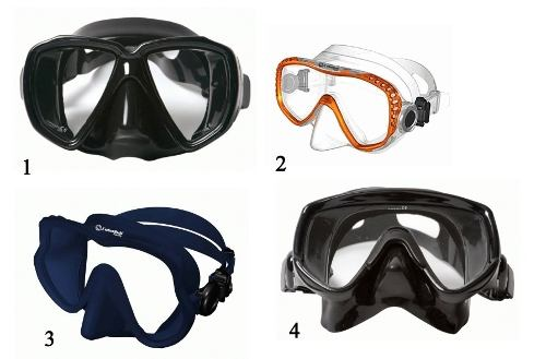 ascaras Buceo Y Snorkeling