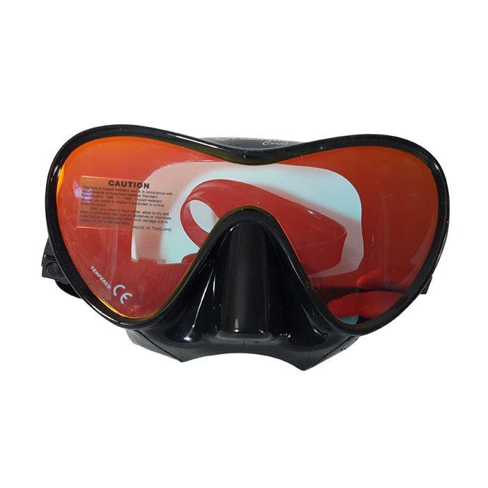 Mascara de Buceo Cabosub Coral UV