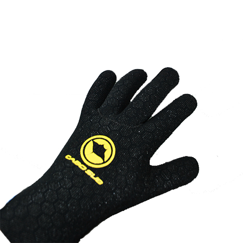 GUANTES BUCEO NEGRO