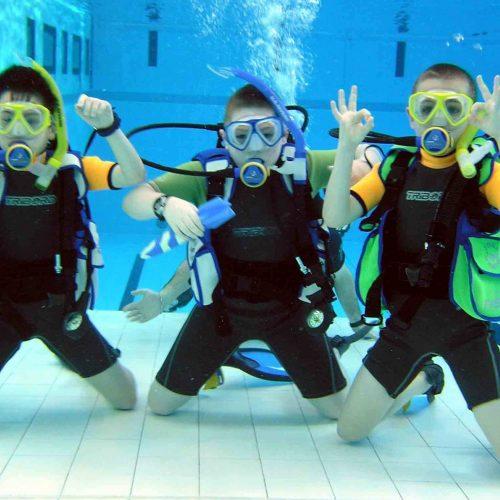 Scuba Play, Padi Seal Team aquasport chile_1