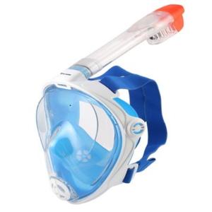 Máscara fullface y el tratamiento del covid - 19